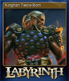 Labyrinth Card 1