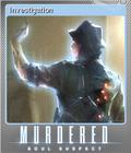 Murdered Soul Suspect Foil 7