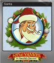 New Yankee in Santa's Service Foil 5