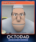 Octodad Dadliest Catch Card 2