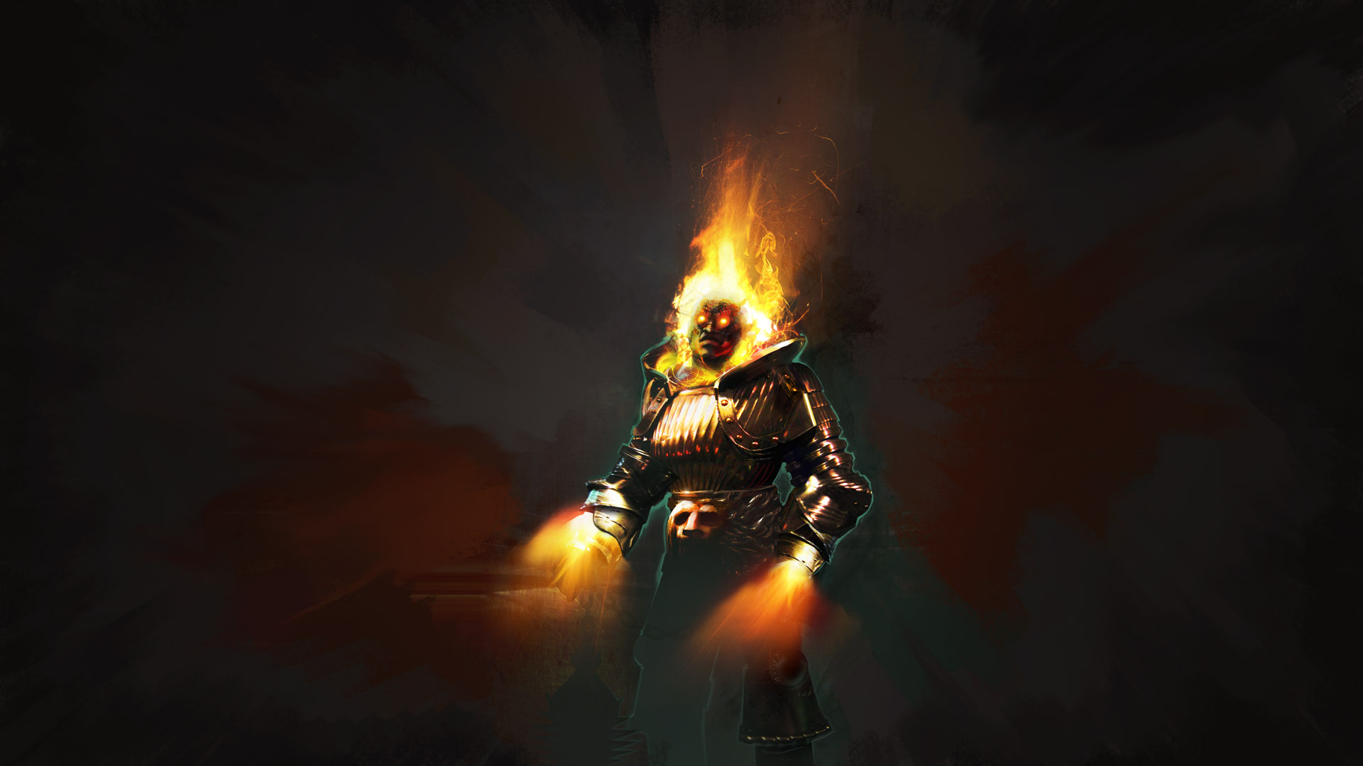 Path Of Exile Wallpaper: Path Of Exile - King Kaom