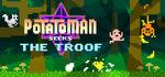 Potatoman Seeks the Troof Logo