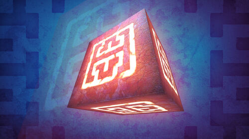Qbeh-1 The Atlas Cube Artwork 1