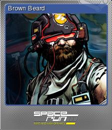 Space Run Foil 6