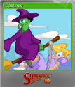 Superfrog HD Foil 5