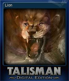 Talisman Digital Edition Card 2