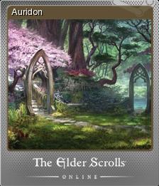 The Elder Scrolls Online - Auridon | Steam Trading Cards Wiki