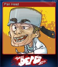 Three Dead Zed Card 5