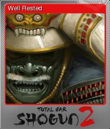 Total War SHOGUN 2 Foil 6