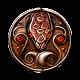 9 Clues The Secret Of Serpent Creek Badge 2