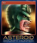 Asteroid Bounty Hunter Card 7