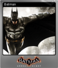 Batman Arkham Knight Foil 3