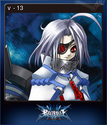 BlazBlue Calamity Trigger Card 9
