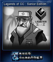 Cargo Commander Card 1