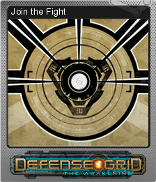 Defense Grid The Awakening Foil 3