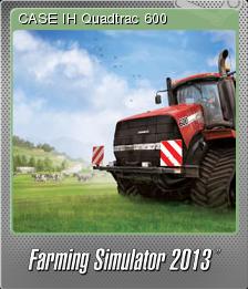 Farming Simulator 2013 Foil 6