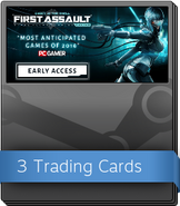 Ghost in the Shell Stand Alone Complex - First Assault Online Booster Pack