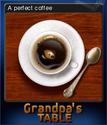 Grandpa's Table Card 02