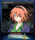 Gunhound EX Card 1