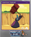 Marcus Level Foil 13
