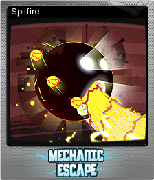 Mechanic Escape Card 03 Foil