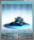 Meridian New World Foil 3