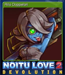 Noitu Love 2 Devolution Card 4