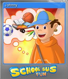 School Bus Fun Foil 13