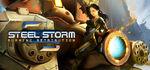 Steel Storm Burning Retribution Logo