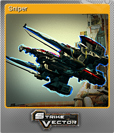 Strike Vector Foil 3