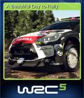 WRC 5 FIA World Rally Championship Card 6