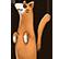 99 Spirits Emoticon weasel