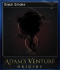 Adam's Venture Origins Card 2
