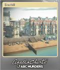 Agatha Christie - The ABC Murders Foil 2