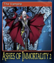 Ashes of Immortality II Card 3