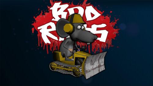 Bad Rats Artwork 01