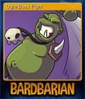 Bardbarian Card 1