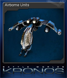 Battle Worlds Kronos Card 3