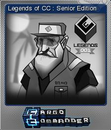 Cargo Commander Foil 1