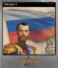 Colonial Conquest Foil 08