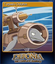 Deponia The Complete Journey Card 4