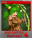 Epic Battle Fantasy 4 Foil 01