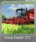 Farming Simulator 2013 Foil 5