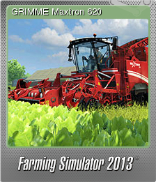 Farming Simulator 2013 Foil 5