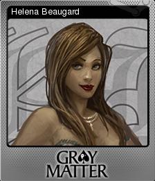 Gray Matter Foil 6