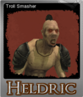 Heldric The legend of the shoemaker Foil 3