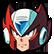 Mega Man X Legacy Collection 2 Emoticon MMX Zero