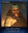 Middle-earth Shadow of Mordor Card 7