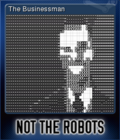 Not The Robots Card 7