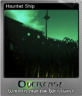 Overcast - Walden and the Werewolf Foil 6
